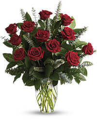 Dozen Red Roses  from Pennycrest Floral in Archbold, OH
