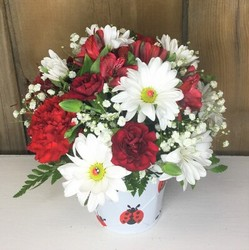 Love Bug Arrangement  from Pennycrest Floral in Archbold, OH