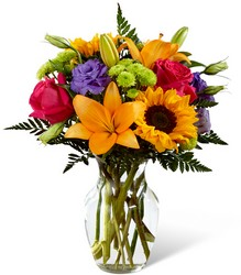 The FTD Best Day Bouquet from Pennycrest Floral in Archbold, OH