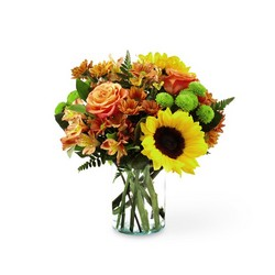 Autumn Splendor Bouquet from Pennycrest Floral in Archbold, OH