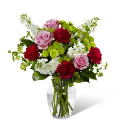The FTD Blooming Embrace Bouquet from Pennycrest Floral in Archbold, OH