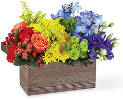 The FTD Color of Love Bouquet from Pennycrest Floral in Archbold, OH