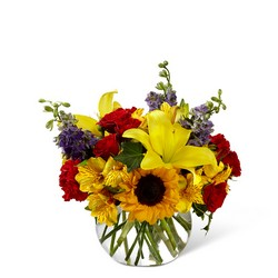 The FTD All For You Bouquet from Pennycrest Floral in Archbold, OH